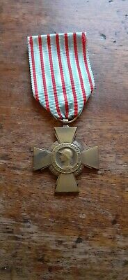 WW1 French Croix Du Combattants Medal • 9.99£
