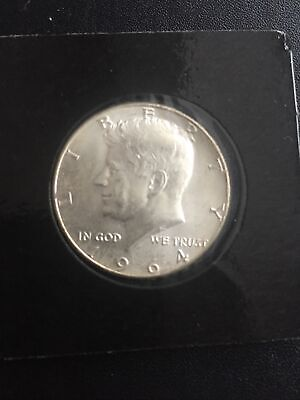 United States Of America Kennedy Half Dollar Coin 1964 40% Silver Good Condition • 18£