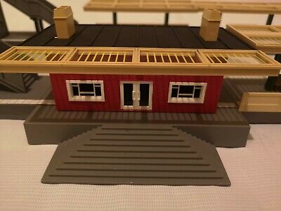 TRIANG HORNBY R689A MAIN LINE STATION SET RARE 1971 VERSION In R5083 BOX Nw • 108£