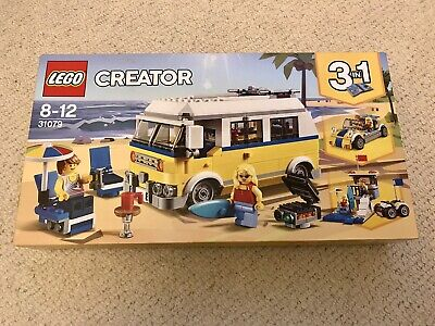 Lego Creator Sunshine Surfer Van 3 In 1 (31079) • 17.30£