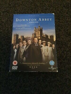 DOWNTOWN ABBEY SERIES 1 - COMPLETE SERIES ON DVD, 2010, 3-Disc Set • 3.50£
