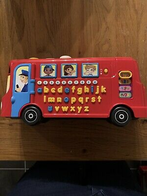 Vtech Playtime Bus With Phonics • 3.79£