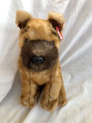Sheriff The German Shepherd Ty Classic Soft Toy Dog New With Tags • 8.99£