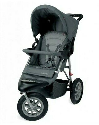 MOTHERCARE XTREME 3 Wheeler Pram/ Pushchair/ Travel System/ Buggy * IMMACULATE * • 90£