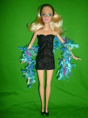 Blonde Barbie Doll With OOAK Outfit • 4.99£
