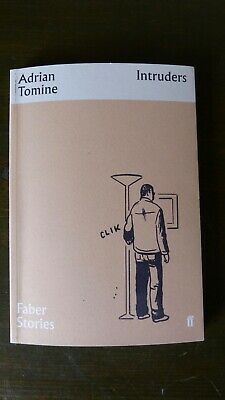 Intruders - Adrian Tomine - Faber Stories • 1.99£