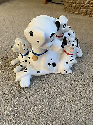 Disney Store 101 Dalmations Plastic Money Box • 8£