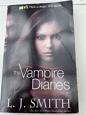 The Fury: Book 3 By L. J. Smith (Paperback, 2010) • 0.99£