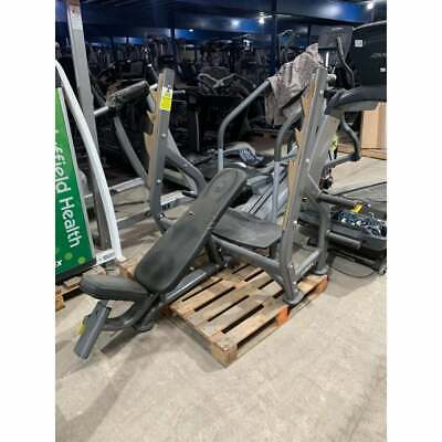Impulse Incline Olympic Bench Press - Commercial Gym Equipment • 395£