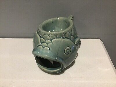 Ceramic Fish Oil Burner • 5£