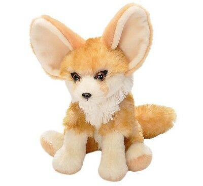 Cuddlekins Mini Fennec Fox 20cm Plush Stuffed Animal By Wild Republic - Bnwt • 8.46£