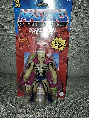 $21.99 • Buy MOTU 2020 Masters Of The Universe Origins Action Figure Scare Glow