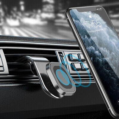 AU6.06 • Buy Car Magnet Magnetic Mobile Cell Phone Air Vent Stand Mount Holder Accessories