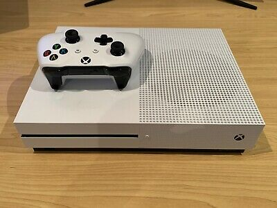 AU200 • Buy Microsoft Xbox One S 1TB White Console (With Controller)