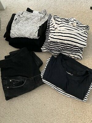 Maternity Clothes Bundle Size 8/10/S Gap, ASOS, New Look, H&M, Matalan • 20£