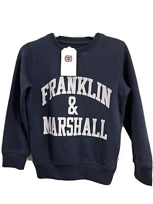 Franklin Marshall 5/6 Navy Top. Kids Clothing Brand.  • 15£