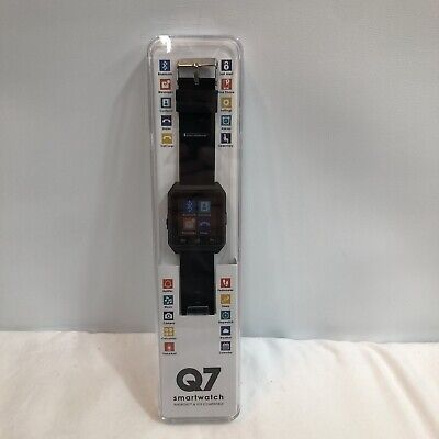 $ CDN21.22 • Buy Q7 Smart Watch Android 4.4 IOS 7.2 Higher New