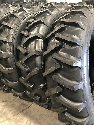 AU620 • Buy NEW TRACTOR TYRES 12.4x38 (10ply) 12.4-38 Nuemaster.. Freight Or Brisbane Pickup