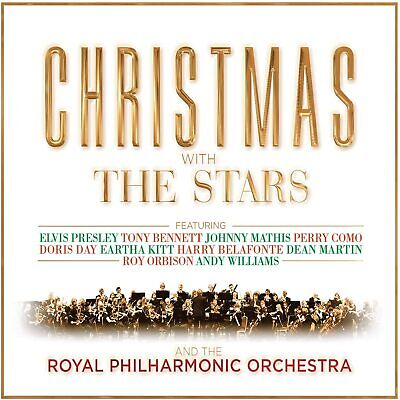 Christmas With The Stars & The Royal Philharmonic Orchestra ELVIS PRESLEY CD • 0.99£