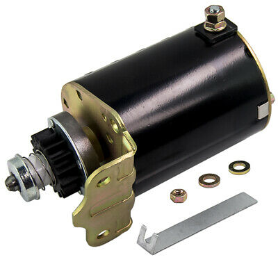 AU57 • Buy Starter Motor Heavy Duty And Ride On Mower For Cub John Toro 16 Tooth AM106883