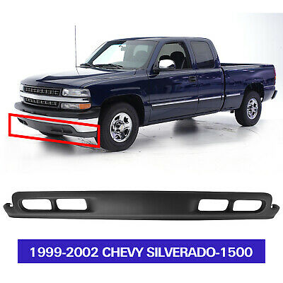 $69.21 • Buy Front Bumper Lower Air Dam Deflector Valance W/ Fog Hole For 1999-2002 Silverado