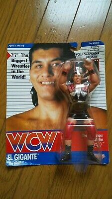 $ CDN412.43 • Buy WCW GALOOB GIGANTE UK EXCLUSIVE Wresting Figure