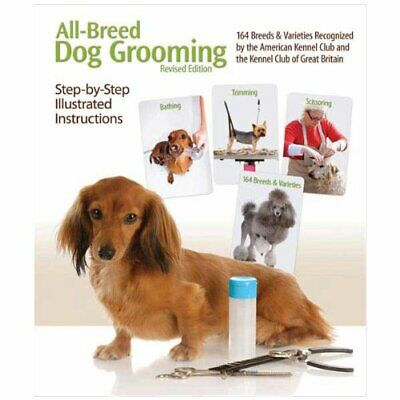 All-Breed Dog Grooming 160 Breeds • 20.92£
