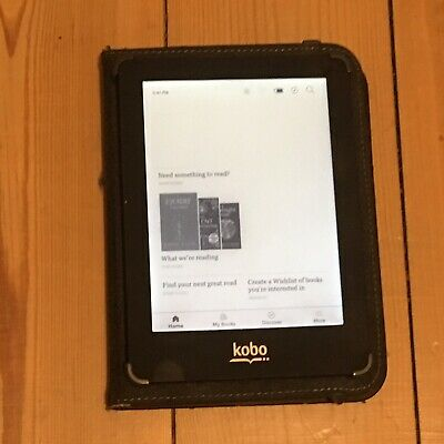 Excellent Cond Kobo Glo 2GB Touch Screen Ereader N613 Wifi Integrated Light  • 20.81£