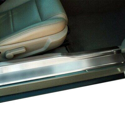 $111.74 • Buy For Ford Mustang 2005-2009 ACC 271007 Plain Brushed Door Sills