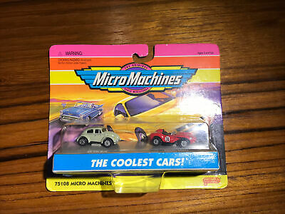 Galoob Micro Machines Coolest Cars  • 25£