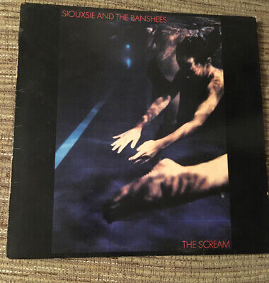 Siouxsie And The Banshees The Scream Vinyl Record • 25£