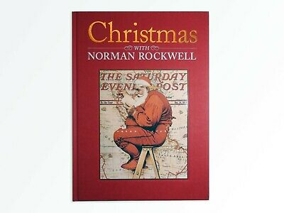 $ CDN12.76 • Buy Christmas With Norman Rockwell, By John Kirk, Illustrated In Color, 2008