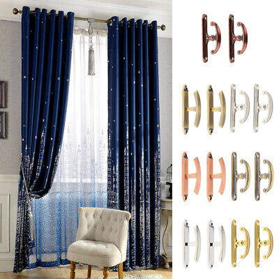 2   X   Window   Blind   Hold   Back   Accessories   Curtain   Holder   Net   • 6.56£