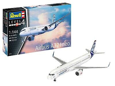 £26 • Buy Revell 04952 1:144 Airbus A321 NEO (New Tool) Aircraft Model Kit