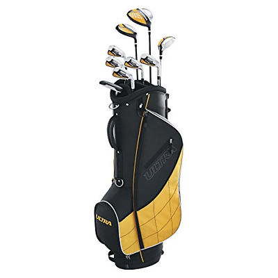AU521.75 • Buy Wilson Golf Men's Ultra Complete Package Set, Right Hand
