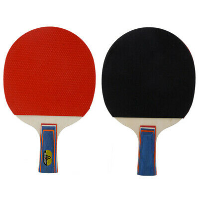 UK Table Tennis Kit Ping Pong Set Portable Retractable Net 2 Bats With 3 Balls • 13.19£