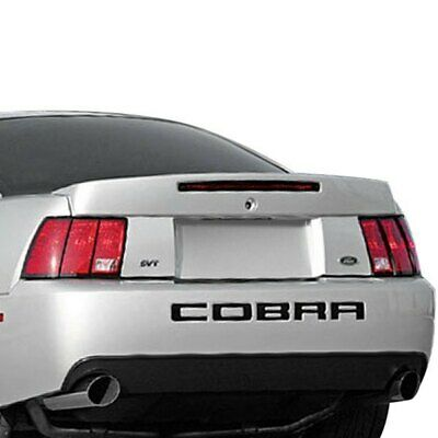 $212.93 • Buy For Ford Mustang 99-04 Cobra Style Fiberglass Flush Mount Rear Spoiler Unpainted