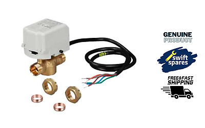 £49.99 • Buy Drayton 22mm 2 Port Zone Valve Za5 /679-2 With Removable Actuator27100 - New