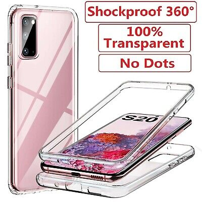 £3.95 • Buy For Samsung Galaxy S10 S20 S21 Plus S20 FE A12 Case Cover Clear Screen Protector