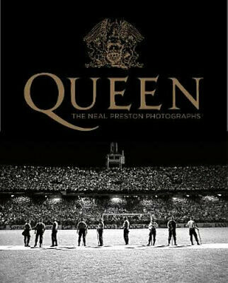 AU79.90 • Buy NEW Queen By Neal Preston Hardcover Free Shipping