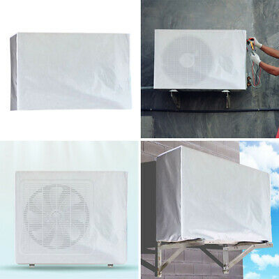 AU12.23 • Buy Outdoor Air Conditioner Cover Anti-Dust Anti-Snow Waterproof Sunproof Cover