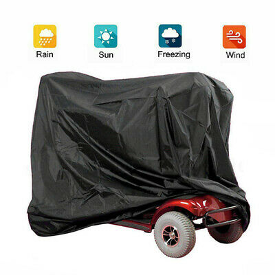 £11.99 • Buy Waterproof Heavy Duty Mobility Scooter Storage Shelter Cover Rain UV Protector