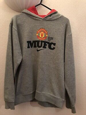 Manchester United Hoodie- Boys 10/12 Years • 10£