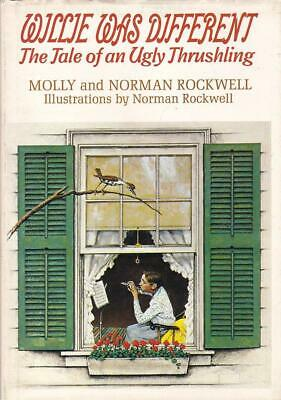 $ CDN79.42 • Buy 1969 SIGNED By MOLLY & NORMAN ROCKWELL Willie Was Different 1st Ed. HC/DJ