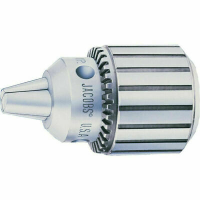 Jacobs 3A 3JT Taper Industrial Chuck 3-16mm With Key  /  New • 44.99£