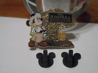 Minnie Mouse Animal Kingdom 2014 Passholder Commemorative Disney Trading Pin!! • 4.75£
