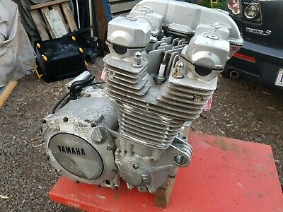 AU1500 • Buy Yamaha XJR1300 Motor, Engine