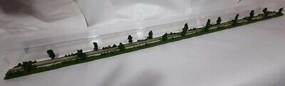 AU77.65 • Buy Z Scale 48  Display Tube - Summer Scene   - For Any Z Scale Trains -  Ld