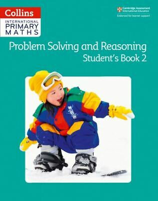 Collins International Primary Maths: Problem Solving And Reasoning. Student • 7.36£