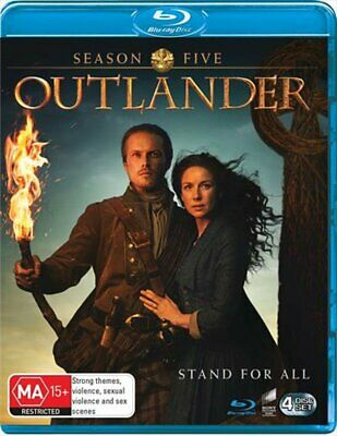 AU32.10 • Buy Outlander - Season 5 Blu-ray